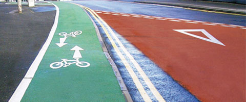 SightTRAK used for cycle lanes (5)